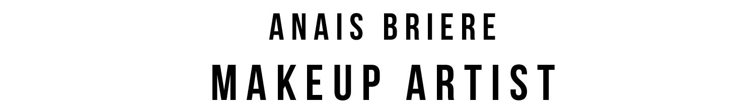 Anaïs Brière – Makeup Artist -